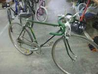 We have a really nice All Original Schwinn Bike for