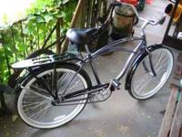 "SCHWINN BIKE ALMOST NEW, MEN'S,"" DEL MAR "" $99.00 CALL"