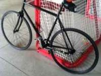 Single speed Schwinn Racer. Excellent condition with