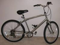 REDUCED FROM $125  to  100!!  Sierra Schwinn Men's Bike