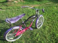 Ride or collectible.. has front Schwinn style spring