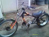 Schwinn StingRay Chopper Bike Works great,only ridin a
