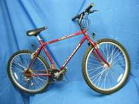 "SCHWINN CLEAR CREEK 24-SPD 19"" MOUNTAIN BICYCLE 24"""