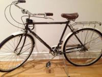 Beautiful bike, in excellent condition, hardly used!