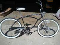 have for sale my Schwinn Cruiser with the original