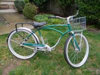 Sweet Schwinn Cruiser Four! Rode this bike a lot could