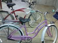 Mint Condition Cruisers , Used a couple of times. Paid
