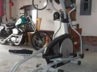 I am selling a Schwinn 418 elliptical machine. Machine