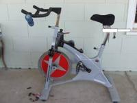 Schwinn Evolution SR stationary exercise bike. Padded
