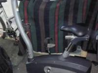 Schwinn Model 112 stationary exercise bike. Digital