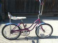1972 All Original Schwinn Fair lady in great shap as