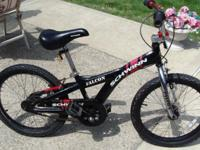 "Up for sale is a Schwinn Falcon 20"" BoysTrick bike. I'm"