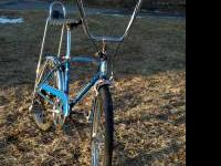 1967 Schwinn Fastback 5 speed $200.00, This bike is in