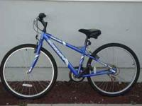 Schwinn Frontier Ladies Small Bike 21 Speed. Like new