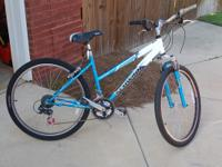 Schwinn girl's 2.6fs bike. Very good condition. $100
