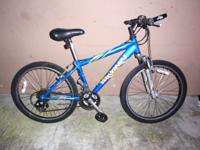 "SCHWINN HIGH PLAINS MOUNT. BIKE. 24"", 21speeds, in"