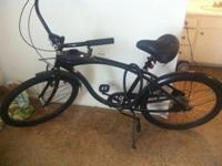 Year old Schwinn Hornet, barely used and in perfect