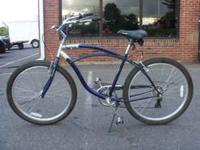 Schwinn Jaguar 7 Speed Men's Cruiser Bike in good used
