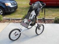 Need extra stroller for beach or jogging. It is a