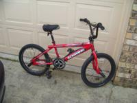 SCHWINN LAVIN BMX 45.00 NEEDS SOME BRAKE PADS AND