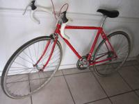 Great bike, only 23 pounds, easy shifting  good brakes,