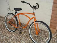 completely redone 1995 Schwinn single speed,coaster
