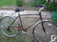 Schwinn Men's Gateway Bicycle. Terrific condition!