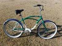 Like all Schwinn bikes the Legacy is a sweet ride on a