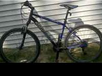 Selling my Schwinn Mesa bicycle, Bought it just over a