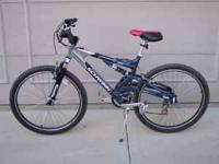 Bike barely used. in excellent condition. asking 125