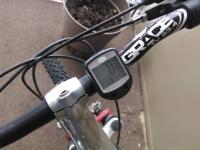 HI. HAVE TO OFFER MY NICE SCWINN MTB. HAS WIRELESS MPH,