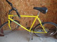 Great bike for a great price. Model is the Frontier and