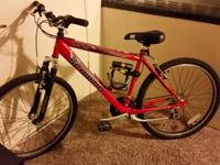 I am selling my Schwinn mountain bike in excellent
