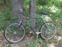 Hello All, I have a Schwinn 10-speed moutain bike- Mesa