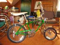 For sale is a 1999 schwinn pea picker mint condition