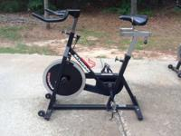 I have (2) Schwinn Pro Spinner stationary cycles for