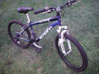 "Schwinn Ranger 21 speed Mountain Bicycle 24"" tires SR"
