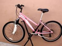 "SCHWINN RANGER 24"" LADY MOUNTAIN BIKE, 24 in. aluminum,"