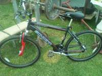 I have a Schwinn Ranger its been used very low hours