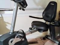 For Sale: Schwinn Recumbent Exercise Bike in excellent