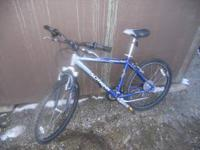 Schwinn Ridge Al mountain bike for sale. In good