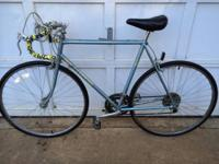 Selling my Schwinn World Sport road bike. Just got new