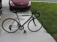 Schwinn Road Bike in good condition. Rarely use it and