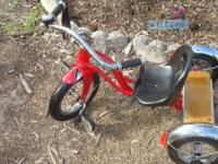 Well made little bike made by Schwinn 12 inch tires Low