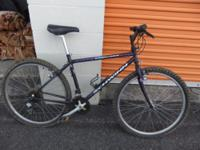 Schwinn Sidewinder Mountain Bike Purple, full rigid.