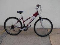 SCHWINN-SIDEWINER 21-SPEED Front Suspension COMFORT