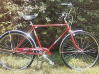 Schwinn Vintage Speedster cruiser Bike. This Bike is in