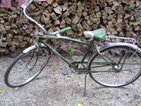 Very nice schwinn speedster, I Do ride the bike any