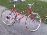 FOR SALE: SCHWINN SPRINT- MANY NEW PARTS, READY TO