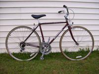 Schwinn Sprint Road Bike Comfort Conversion  Received a